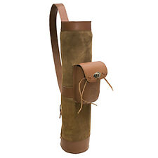 OMP Mountain Man Suede Back Quiver RH/LH