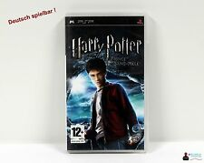 Playstation Portable PSP - HARRY POTTER: Und der Halbblut Prinz - (DE / FR)