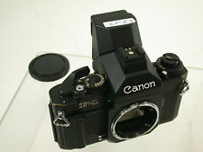 Canon f1 f-1 n new body carcasa + Sport buscador Speed Finder/14