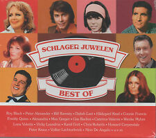 Schlagerjuwelen Best Of 3CD Box NEU Roy Black Peter Alexander Bill Ramsey Lolita