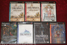 PS2 FINAL FANTASY XI 2003 2004 ENTRY DISC 2005 VANA'DIEL COLLECTION 2 Japan FFXI