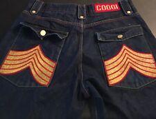 Coogi Jeans Men's Size 36 X 34 Embellished Pockets