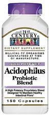 Lactobacillus Acidophilus PROBIOTIC BLEND Inc Bifidobacterium bifidum-x150caps