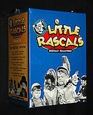 The Little Rascals - Volume 1-5: Collector's Edition Boxed Set (VHS, 2000), NEW!