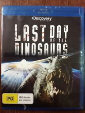 Last Day Of The Dinosaurs *BRAND NEW BLU-RAY*