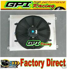 ALUMINUM shroud +fan 67-69 FORD MUSTANG/TORINO/LTD V8/COUNTRY