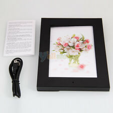 HD Video Cam Photo Frame Hidden Camera DVR Nanny Camcorder Digital Video Record