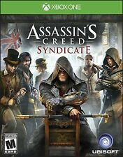 Assassin's Creed Syndicate  (Microsoft Xbox One, 2015) Brand New
