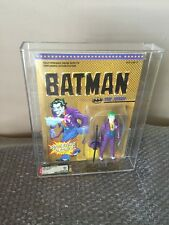 1989 Toy Biz Batman Movie Series The JOKER AFA 80 DC Comics Super Heroes WOW