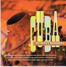 (BE794) Cuba, Without Borders - 2000 DJ CD