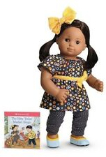 American Girl Doll Bitty Baby Twins Girl Outfit Polka Dot Day Dress Shoes Pants