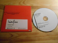 CD Pop Liam Finn - Cold Feet (1 Song) Promo TRANSGRESSIVE cb