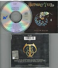Jethro Tull ‎– Catfish Rising  CD 1991