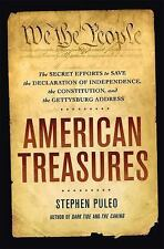 American Treasures By Stephen Puleo - Brand New!