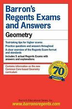 Barron's Regents Exams and Answers: Geometry (Common Core) by Andre Castagna (2…