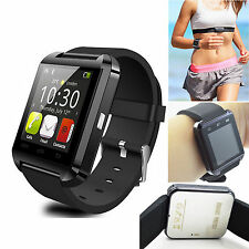 Bluetooth Smart Watch Wristwatch For Android Samsung Note 7 5 4 Huawei P9 Lite
