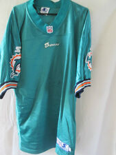 Miami Dolphins 1980's NFL American Football Jersey Shirt Large  /13331