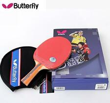 Butterfly Super Paddle Table Tennis Racket - TBC502 - FL Shakehand Long Handle