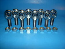 4-Link 3/4-16 x 3/4 Bore, Chromoly, Rod End / Heim Joint, With Jam Nuts