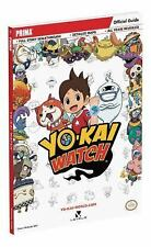 Yo-Kai Watch Standard Edition Guide by Prima Games, Rick Barba and Michael...