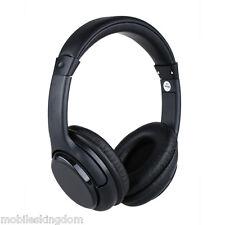 HD Bluetooth 3.0 Stereo Wireless Headphone FM Radio/TF w/ Microphone Headset USB