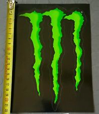 adesivo monster energy per moto scooter cross e auto