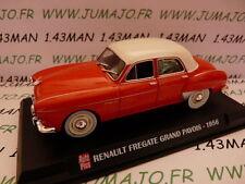 Voiture 1/43 IXO AUTO PLUS : RENAULT FREGATE grand pavois 1956