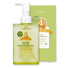 [ETUDE HOUSE] NEW Real Art Cleansing Oil #Mild 185ml  / for senistive skin