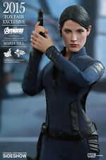 Hot Toys Avengers Age of Ultron Maria Hill 2015 Toy Fair 1/6 Scale MISB In Stock