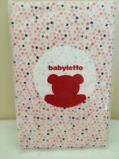 Babyletto In Bloom Mini Crib Fitted Sheet