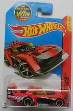2015 Hot Wheels HW RACE Two Timer 177/250 (Red Version)