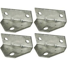 4 Pack Boat Trailer Hot Dipped Galvanizedl Bunk Board Bracket Angle Brackets