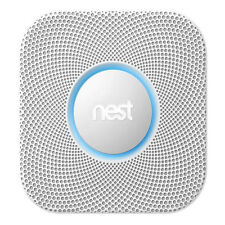 Nest Protect 2nd Generation - Smoke and Carbon Monoxide Alarm - Battery Power...