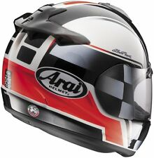 Arai Vector 2 Contest Red FREE SHIP option motorcycle helmet Ducati Honda