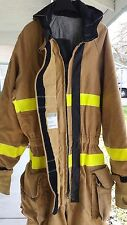 JANESVILLE 2000 BODY GAURD FIREFIGHTER COVERALL - SIZE SMALL - 29