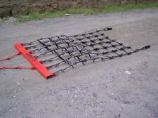DAKEN DILLON PASTURE HARROW 4'  TRACTOR FARMING SOIL PREP