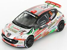 Peugeot 207 S2000 Monte Carlo Rally 2016 1:43