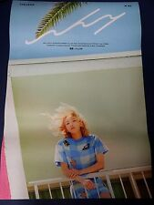 Teayeon Girls Generation (SNSD) - Why (Ver.A)  OFFICIAL POSTER*HARD TUBE CASE*