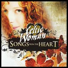 CELTIC WOMAN - SONGS FROM THE HEART CD ~ NEW AGE / IRISH FUSION ~ IRELAND *NEW*