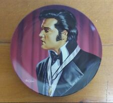 Collector Plate Elvis Presley Outstanding Young Man from Commemorating The King