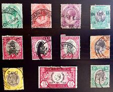 ANTIQUE RARE COLLECTIBLE SET OF SOUTH AFRICA AFRICAN POSTAGE STAMPS