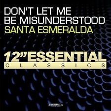 Don't Let Me Be Misunderstood - Santa Esmeralda (2013, CD NEUF) CD-R