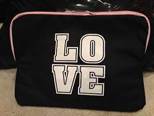 "Notebook laptop Sleeve Case Bag Pouch For 14"" X 11""  Apple MacBook Pro/Air LOVE"