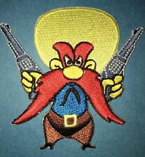 Yosemite Sam Iron On Embroidered Hat Jacket Hoodie Backpack Patch Crest B