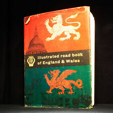 AA - Illustrated Road Book Of England And Wales - Automobile Association - 1963