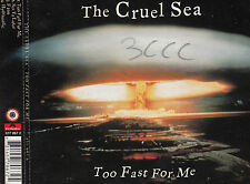 The CRUEL SEA Too Fast For Me CD-  4 Track EP / Tex Perkins