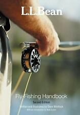 L.L. Bean Fly-Fishing Handbook by Dave Whitlock Color Paperback 2nd Edition