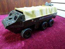 100% Complete GI Joe APC AMPHIBIOUS PERSONNEL CARRIER Troop Transport 1983