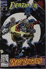 Marvel Comics Deathlok Dead Ringers 16 OCT