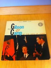 Bob Gibson & Bob Camp - At the Gate of Horn LP Elektra EKS-7207 Stereo~Vinyl NM-